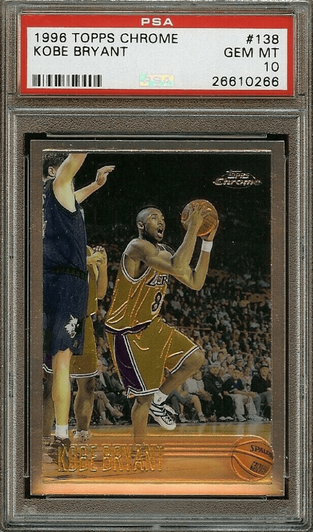 Kobe Bryant Rookie Card: Investment Guide and Value (Buy Now?)