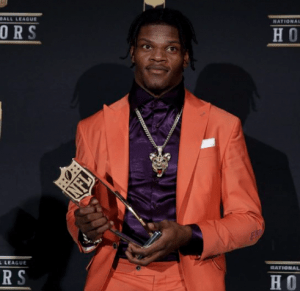 2020 NFL MVP Predictions Winner Lamar Jackson