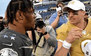 2020 NFL MVP Predictions Jackson vs. Brees