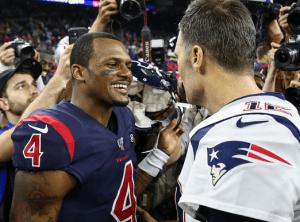 Watson vs. Brady