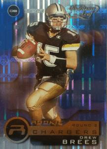 Drew Brees Purdue Card