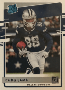 Donruss Rated Rookie