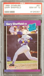 1989 Donruss Rated Rookie