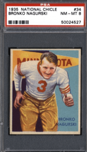 most expensive football rookie card
