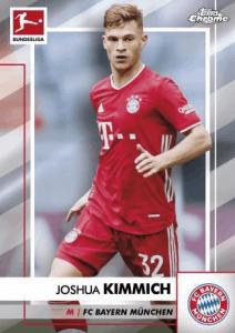 2020-21 Topps Chrome Bundesliga Base