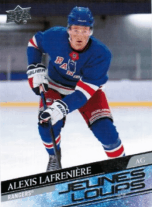 2020-21 upper deck series 1 lafreniere