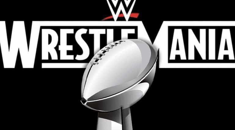 wrestlemania vs. superbowl