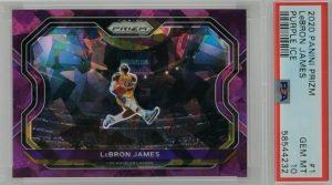 hottest lebron james cards on ebay kobe