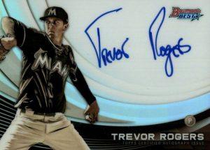 trevor rogers rookie card best