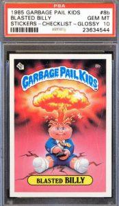 best garbage pail kids cards to buy 2021