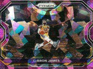 best panini basketball cards 2021 lebron