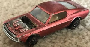 best hot wheels to collect mustang