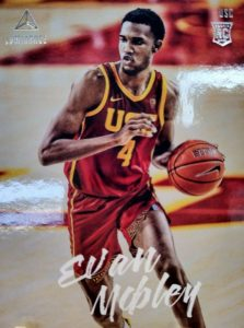 evan mobley rookie card chronicles