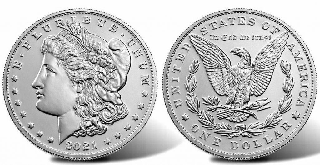 2021 morgan silver dollar cc